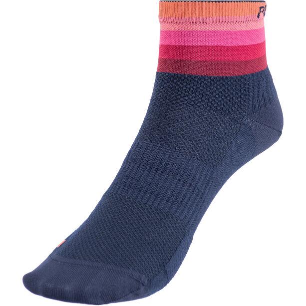 PEARL iZUMi Elite Socken Damen sugar coral descent