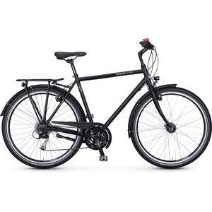 vsf fahrradmanufaktur T-50 Diamant Alivio 24-Gang ebony matt ebony matt