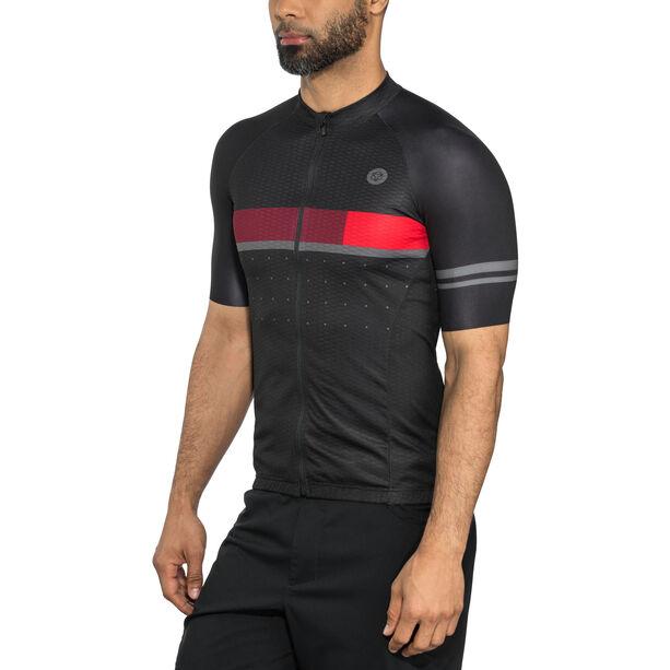 AGU Classic Shortsleeve Jersey Herren black