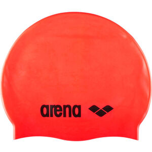 arena Classic Silicone Cap fluored/black fluored/black