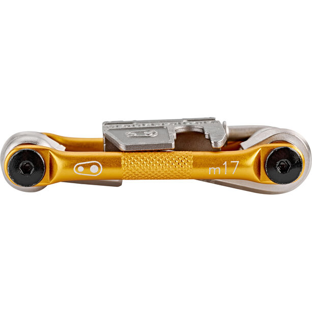Crankbrothers Multi-17 Multi Tool gold