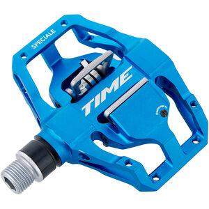 Time Speciale MTB Pedals blue blue