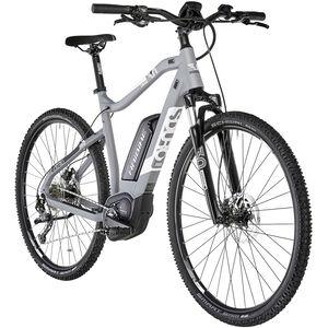 HAIBIKE SDURO Cross 3.0 Herren grau/weiß/schwarz matt bei fahrrad.de Online