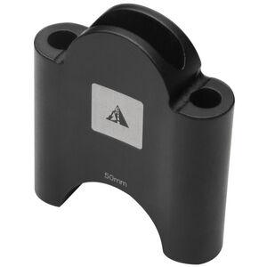 Profile Design Bracket Riser Kit 50mm schwarz schwarz