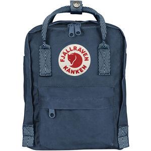 Fjällräven Kånken Mini Backpack Kinder royal blue-goose eye royal blue-goose eye