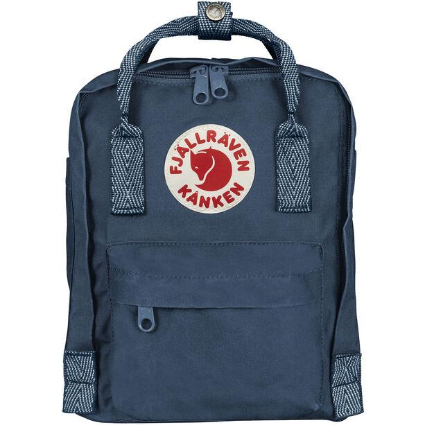 Fjällräven Kånken Mini Backpack Kinder royal blue-goose eye