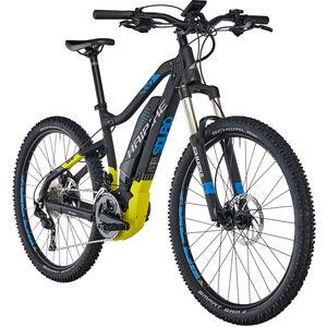 HAIBIKE SDURO HardSeven 3.5 Schwarz/Lime/Blau matt bei fahrrad.de Online