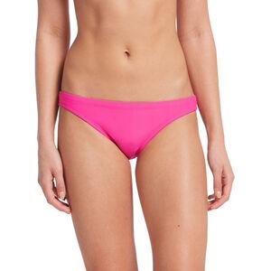 Nike Swim Solid Bikini Bottom Damen laser fuchsia laser fuchsia