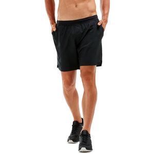 "2XU XCTRL Woven 7"" Shorts Herren black/black black/black"