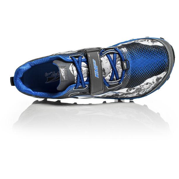 Altra King MT Trail Running Schuhe Herren blue