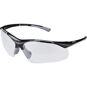 UVEX sportstyle 223 Glasses black grey black grey