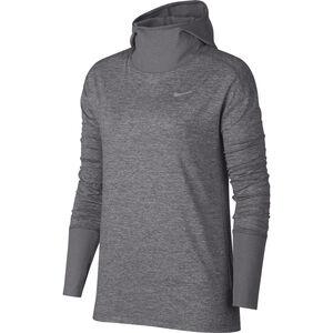 Nike Element LS Shirt Women gunsmoke/heather bei fahrrad.de Online