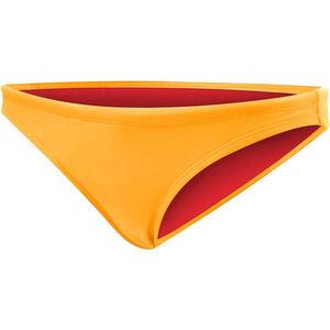 TYR Solid Mini Bikini Bottom Damen fluo orange fluo orange