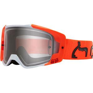 Fox Vue Dusc Spark Brille fluorescent orange/clear fluorescent orange/clear