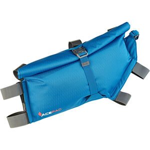 Acepac Roll Frame Bag M blue blue