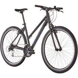 Serious Cedar Women Hybrid mat black bei fahrrad.de Online