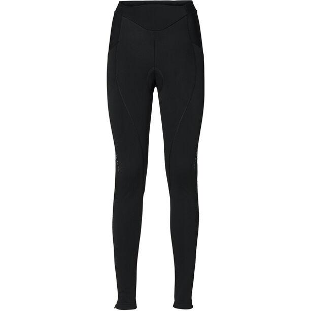 VAUDE Advanced Warm Pants II Women Damen black