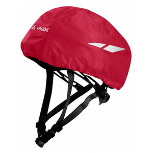 VAUDE Helmet Raincover Kids indian red bei fahrrad.de Online