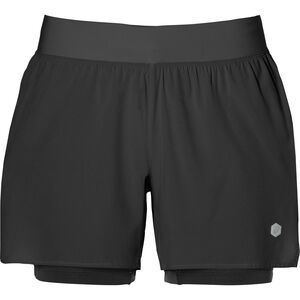 asics 2-N-1 5.5In Shorts performance black