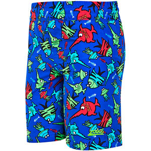 Zoggs Sea Saw Water Shorts Jungs blue/multi blue/multi