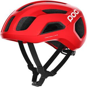 POC Ventral Air Spin Helmet prismane red matt prismane red matt
