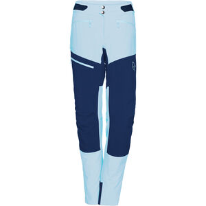 Norrøna Fjørå Flex1 Pants Women Trick Blue/Indigo Night