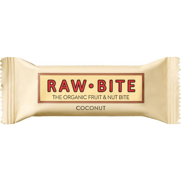 RAWBITE Riegel Box 12x50g coconut