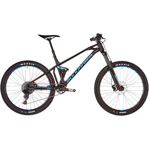 Mondraker Foxy 27.5 Navy/Light Blue/Flame Red