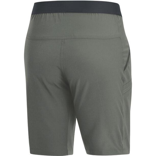 GORE WEAR R5 Shorts Damen castor grey