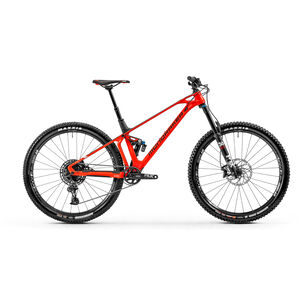 """Mondraker Foxy Carbon R 29"""" flame red/carbon flame red/carbon"""
