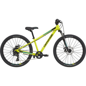 "Cannondale Trail 24"" Kinder nuclear yellow nuclear yellow"
