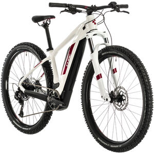 Cube Access Hybrid Pro 500 Damen white/berry white/berry