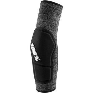 100% Ridecamp Elbow Guards grey heather/black grey heather/black