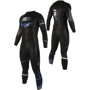 Z3R0D Neptune Wetsuit Herren black/blue black/blue