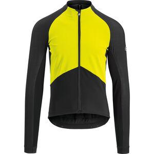 assos Mille GT Frühling/Herbst Jacke Herren fluo yellow fluo yellow