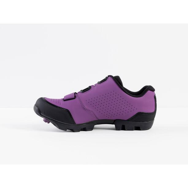 Bontrager Foray MTB Schuhe Damen purple lotus