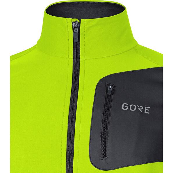 GORE WEAR R3 Partial Gore Windstopper Shirt