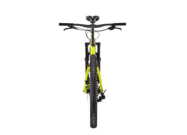 GT Bicycles Force Al Elite gloss chartreuse/deep navy/red