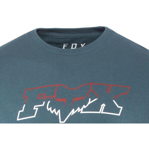 Fox Duel Head Basic SS Shirt Herren