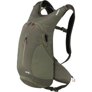 Shimano Rokko II Backpack 16 L olive green olive green