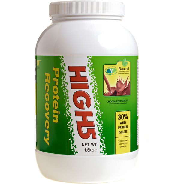 High5 Protein Recovery Drink Dose 1,6kg Chocolate