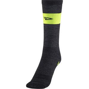DeFeet Wooleator Team DeFeet Socken schwarz/gelb schwarz/gelb