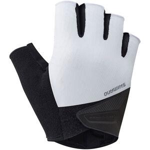 Shimano Advanced Gloves Herren white white