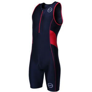 Zone3 Activate Trisuit Herren black/red black/red