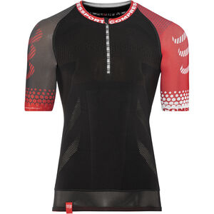 Compressport Trail Running SS Shirt Unisex Black bei fahrrad.de Online