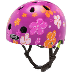 Nutcase Baby Nutty Helmet Kinder petal power