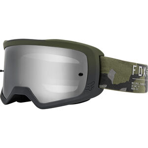 Fox Main II Gain Spark Brille camo/chrome mirrored camo/chrome mirrored