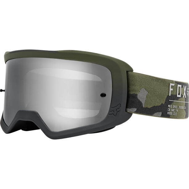 Fox Main II Gain Spark Brille camo/chrome mirrored