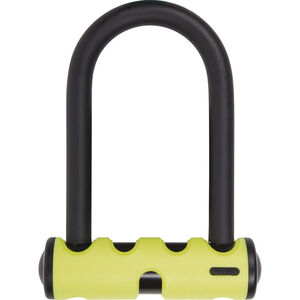 ABUS U-mini 40 Bügelschloss yellow