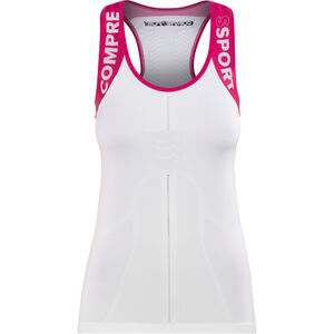 Compressport Trail Running V2 Ultra Tank Women White bei fahrrad.de Online